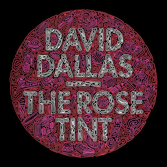 """""""The Rose Tint"""" Album Art"""
