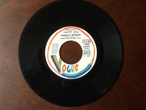 Rapper's Delight Vinyl