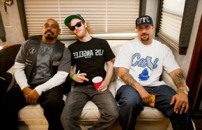 "Cypress Hill Hosts SmokeOut, ""Roll It, Light It"" Dubstep EP due April"