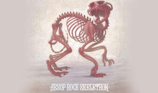 Aesop Rock Skelethon Cover Art