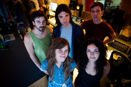 Dirty Projectors Band Photo