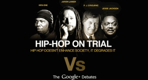 International Panel Debate Social Impact of Hip Hop | Dominion of New York