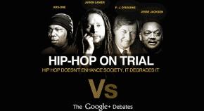 International Panel Debate Social Impact of Hip Hop | Dominion of NewYork