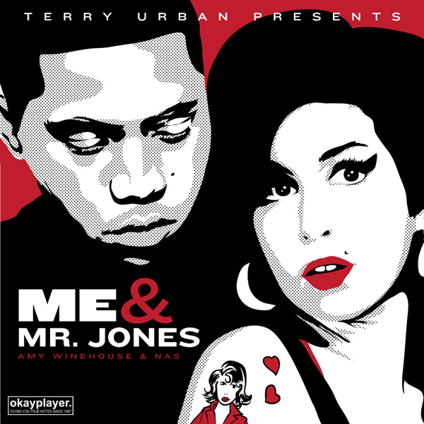 Terry Urban presents: Nas x Amy Winehouse - Mr. and Ms. Jones (Art)