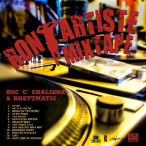 "Listen to Ron Artiste's (Chali 2na & Roc C) Mixtape and Watch ""Ron's Theme"" Feat Ed O.G. (VIDEO)"