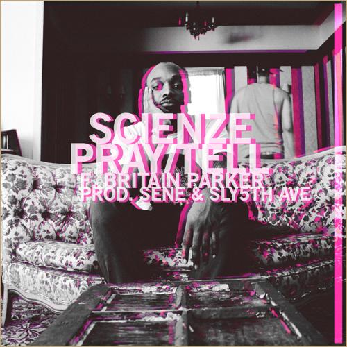 """ScienZe """"Pray Tell"""" Art"""