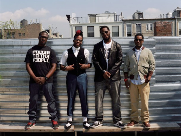 Robert Glasper Experiment Photo by Mike Schreiber