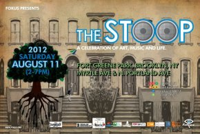 THIS SATURDAY IN BROOKLYN: The Stoop 2012 Celebrates Art, Music and Life, Music By Scienze and DJ Polarity