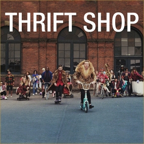 "NEW MUSIC: Macklemore X Ryan Lewis – ""Thrift Shop"" feat. Wanz"