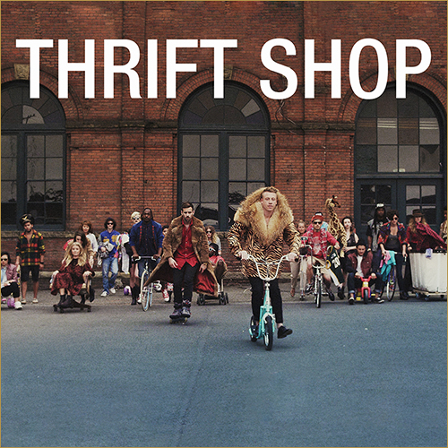 Macklemore and Ryan Lewis - Thrift Shop (Art)