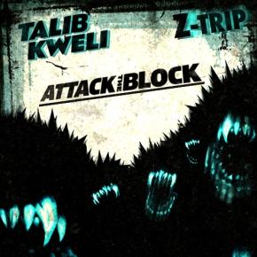 New Hip-Hop: Talib Kweli & Z-Trip – Attack the Block(mixtape)