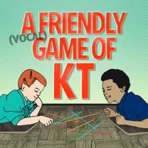 """LISTEN & DOWNLOAD: 14KT Ft. Skyzoo, Oddisee, The Black Opera, and  Olivier Daysoul – """"A Friendly (Vocal) Game of KT""""(EP)"""