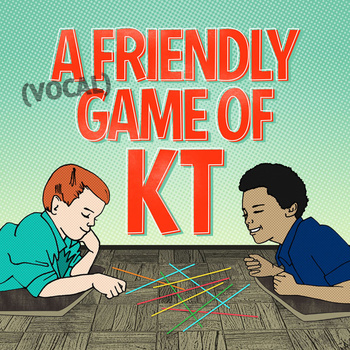 14KT - A Friendly (Vocal) Game of KT - EP (Art)