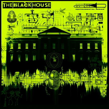 "The BlackHouse - ""The Blackhouse"" (cover art)"