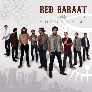 """Shruggy Ji"" Album Cover"