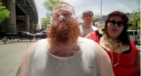 "(Ridiculous) NEW MUSIC VIDEO: Action Bronson – ""Strictly 4 My Jeeps"", Plus Audio Stream"