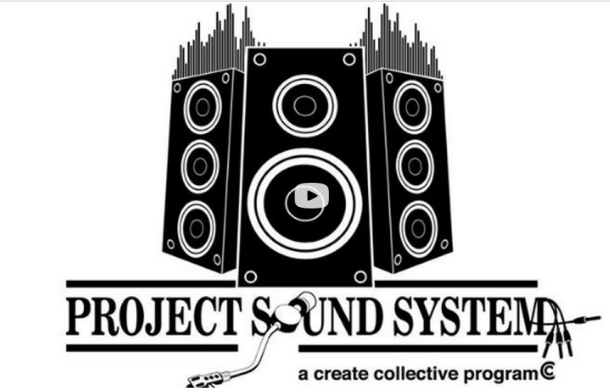 Project Sound System Visual Identity